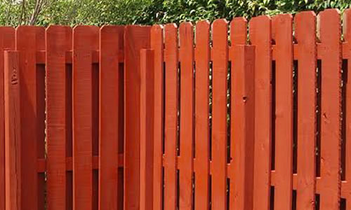 Fence Painting in Billings MT Fence Services in Billings MT Exterior Painting in Billings MT